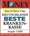 Focus Money Deutschlands Beste Krankenkasse TK